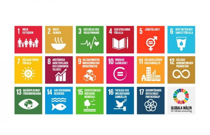 Swedisol arbetar med FN:s globala hållbarhetsmål | Swedisol